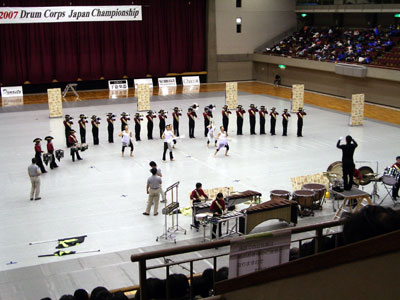 Cherry Blossoms Drum & Bugle Corps