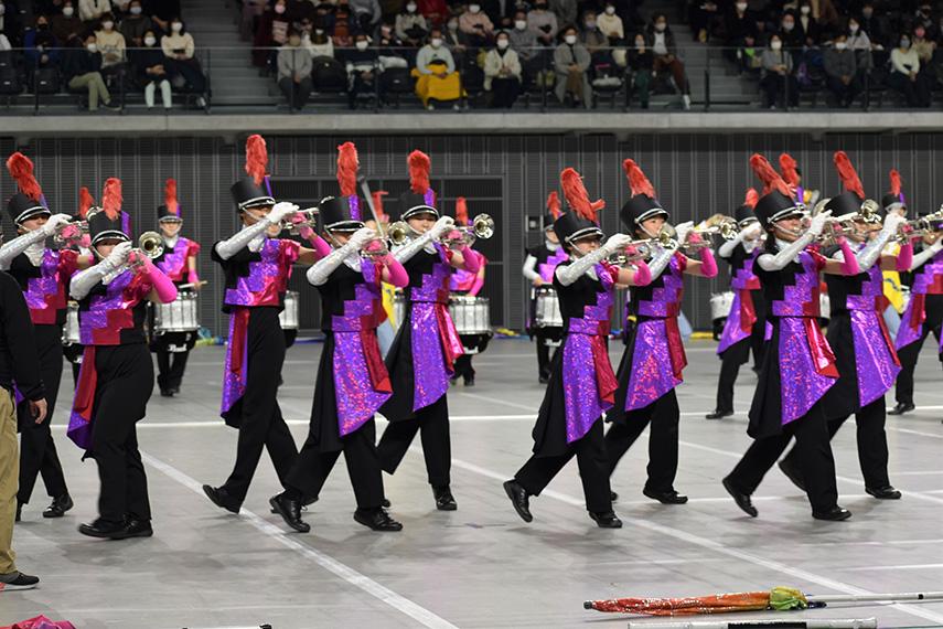 関東学院マーチングバンド