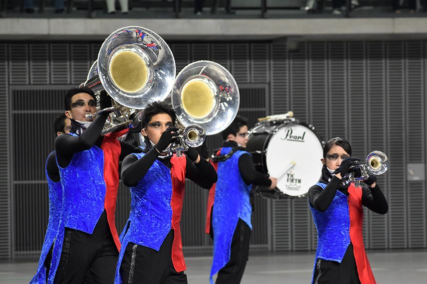 東京実業高校PhoenixRegimentDrum&BugleCorps