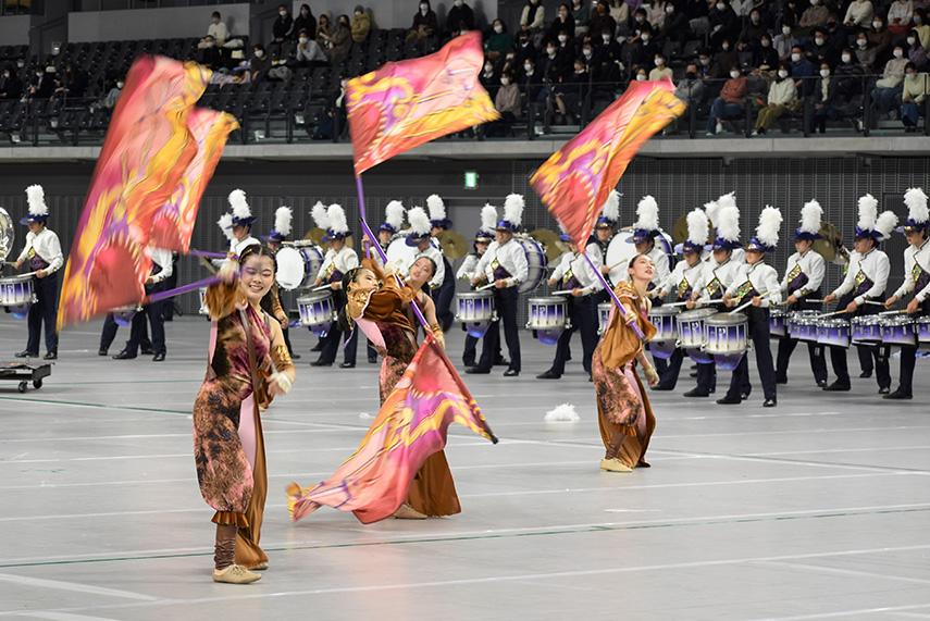 THE YOKOHAMA SCOUTS Drum & Bugle Corps