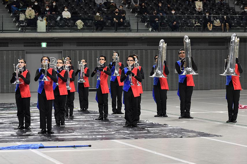 東京実業高等学校Phoenix Regiment Drum & Bugle Corps